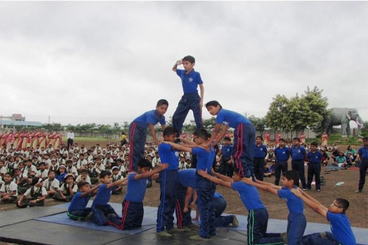 Annasaheb Balasaheb Chakote English School-Independence Day