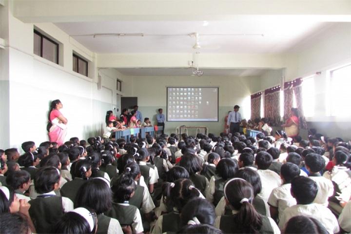 Annasaheb Balasaheb Chakote English School-Quiz Competition