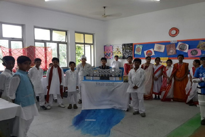 Apeejay School-Annual Exhibition