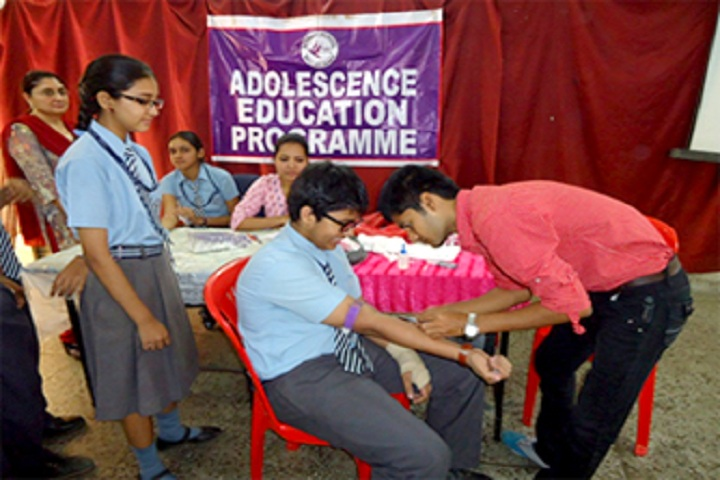 Apeejay School-Adolescence Education Programme