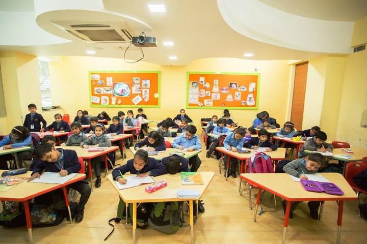 Apeejay School-Classroom