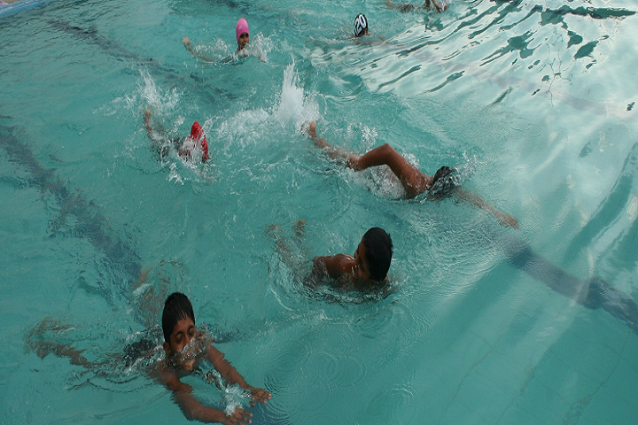 Appasaheb Birnale Public School-Swimming Pool
