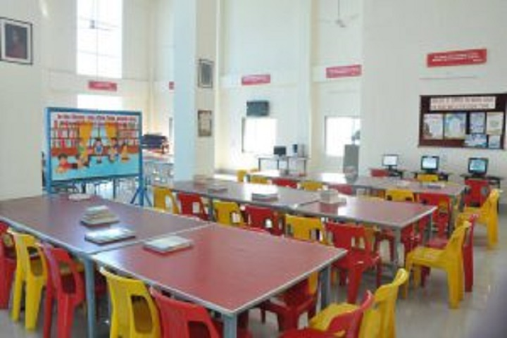 Army Public School-Library