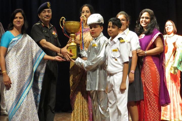 Army Public School-Annual Function