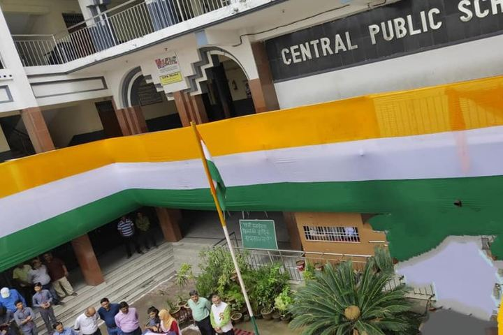 Central Public School-Independence Day