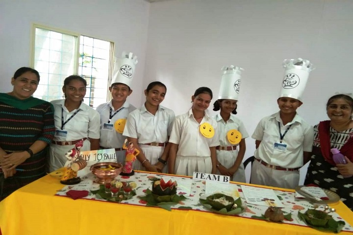 Army Public School-Cooking Competitions