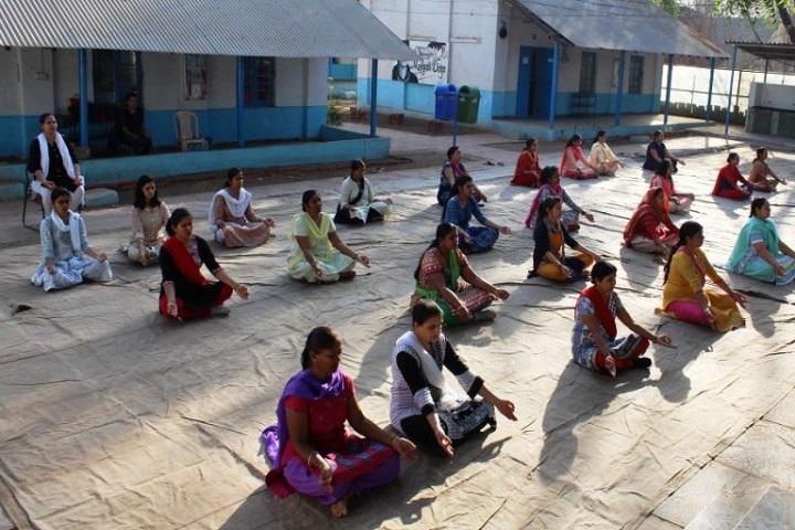 Army Public School-Yoga