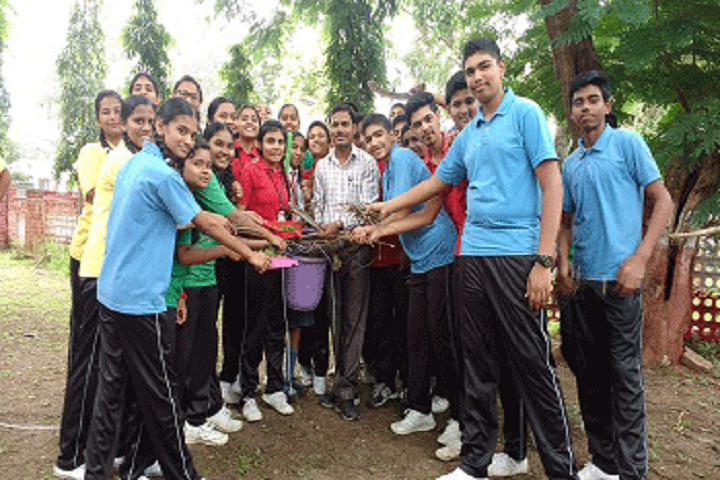 Army Public School-Cleaning the Campus