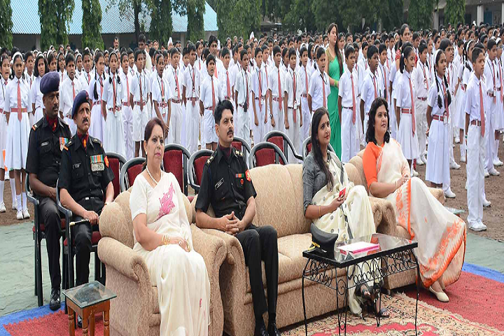 Army Public School-Independences Day Celebrations