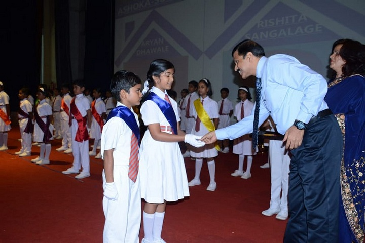 Army Public School-Investiture