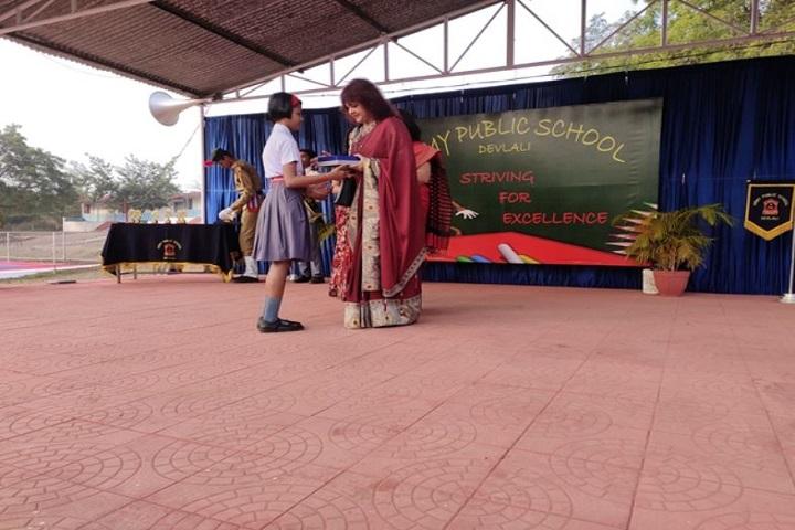 Army Public School-Award