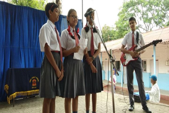 Army Public School-Song