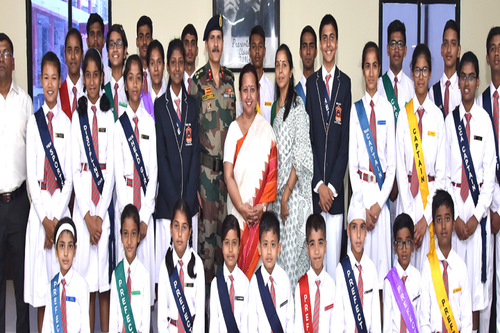 Army Public School-Event