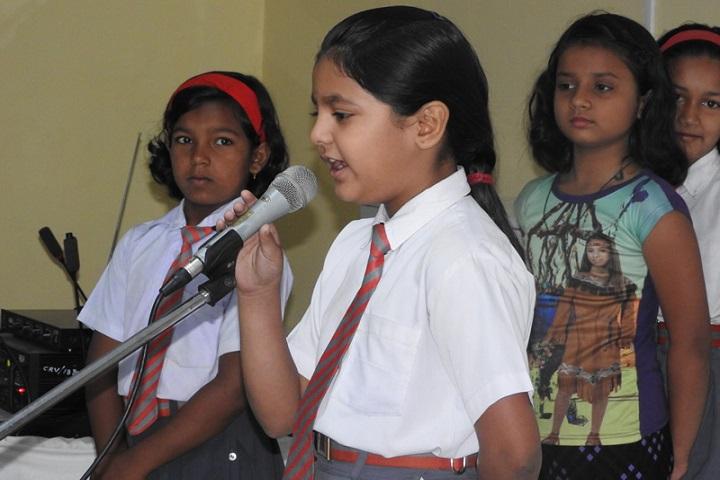 Army Public School-Singing