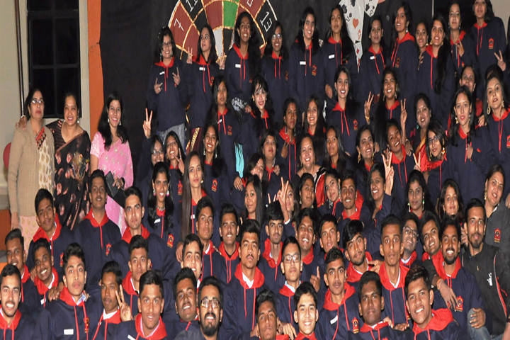 Army Public School-Students Group Photo