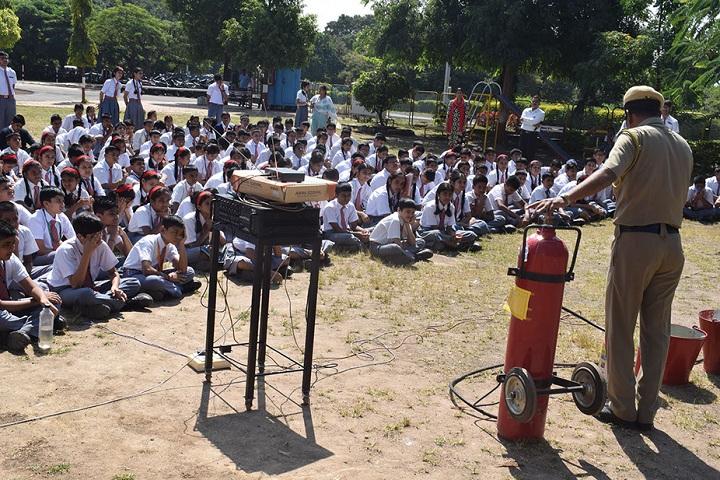 Army Public School-Fire Drill
