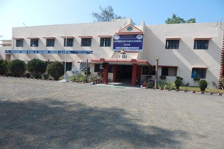Arvind Indo Public School-Campus