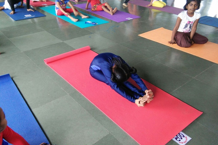 Arya Gurukul-Yoga