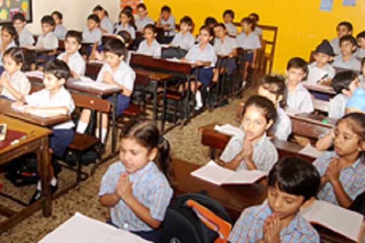 Ashok Academy-Class Room