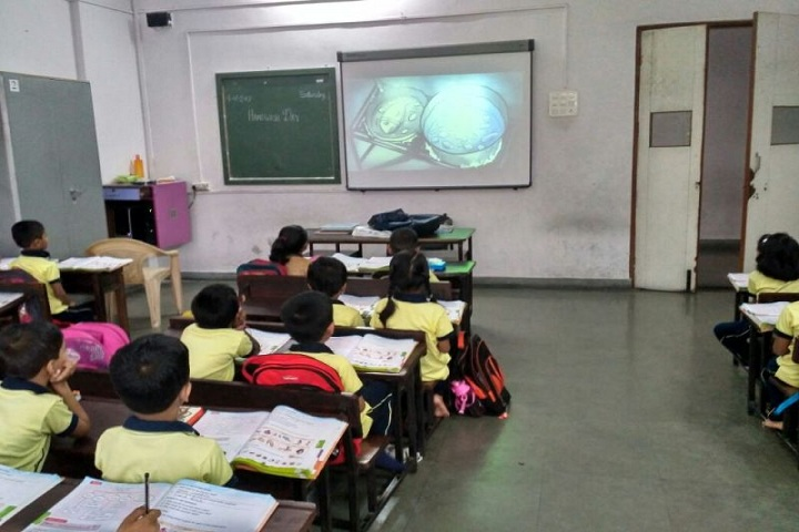 ASP Public School-Audio Visual Room