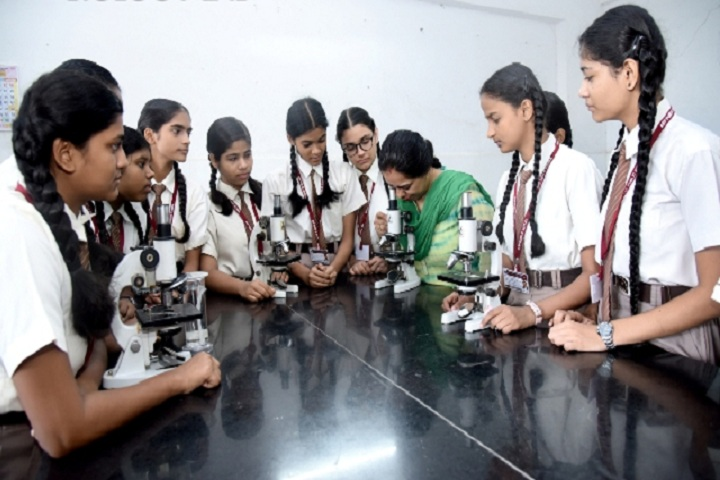 ASP Public School-Biology Lab