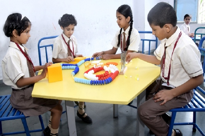 ASP Public School-Maths Lab