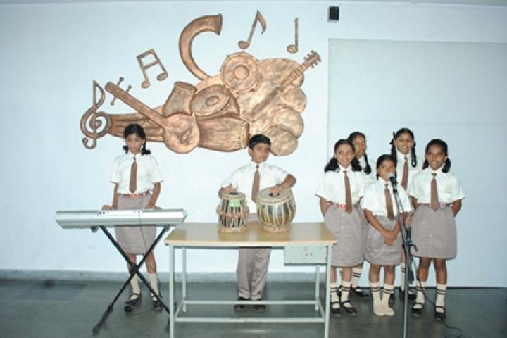 ASP Public School-Music