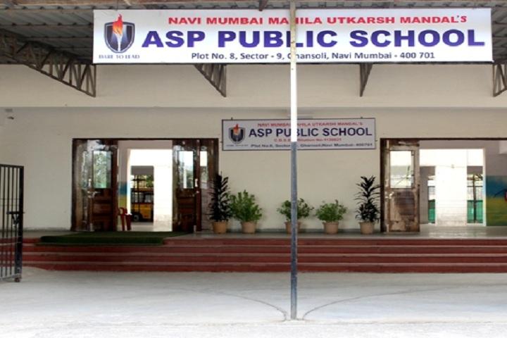 ASP Public School-School Campus