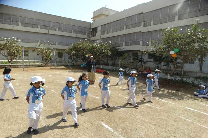 Atma Malik International School-Independence Day