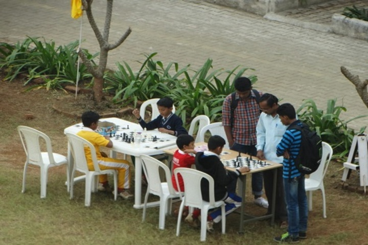 Atma Malik International School-Indoor Games