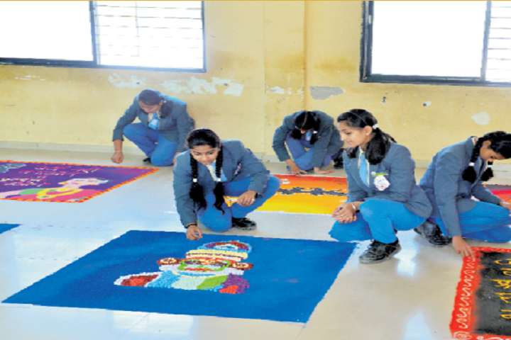Atma Malik International School-Art And Craft