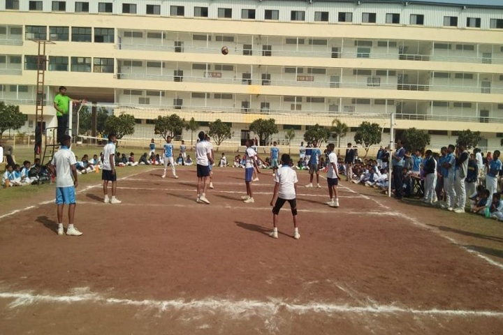 Atma Malik International School-Sports
