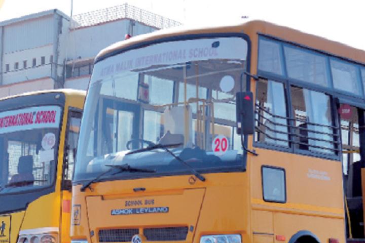 Atma Malik International School-Transport
