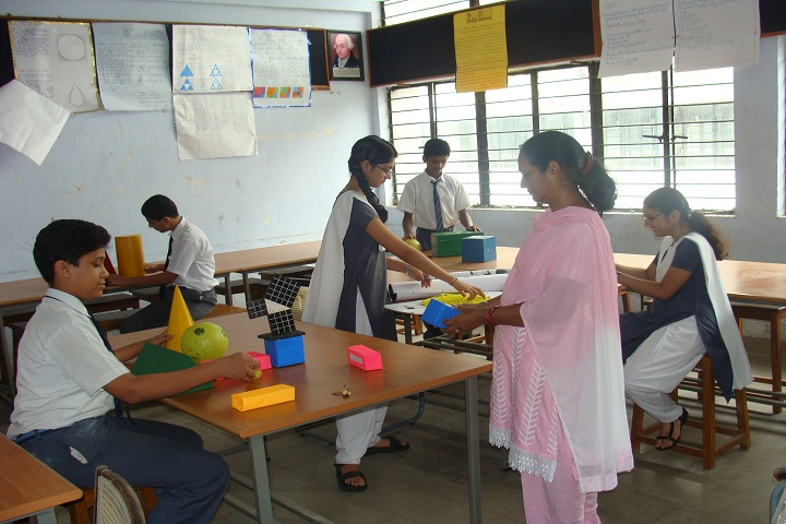 Atomic Energy Central School No 1-Maths Lab