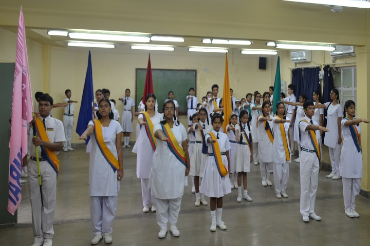 Atomic Energy Central School - 4-Investiture Ceremony