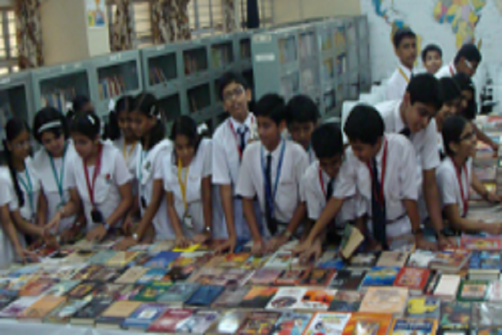 Atomic Energy Central School - 4-Library