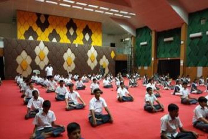 Atomic Energy Central School No 2-Yoga