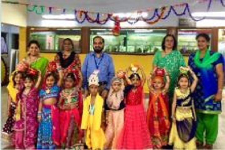 Atomic Energy Central School No 2-Festival Celebrations