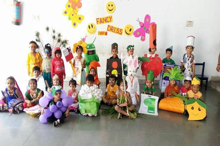 Atomic Energy Central School No 6-Fancy Dress