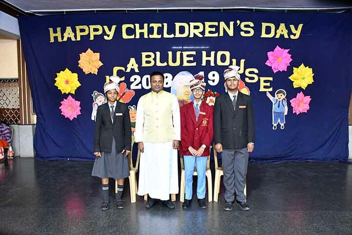 BJM Carmel Academy-Childrens Day