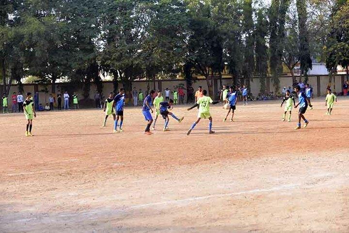 BJM Carmel Academy-Ground
