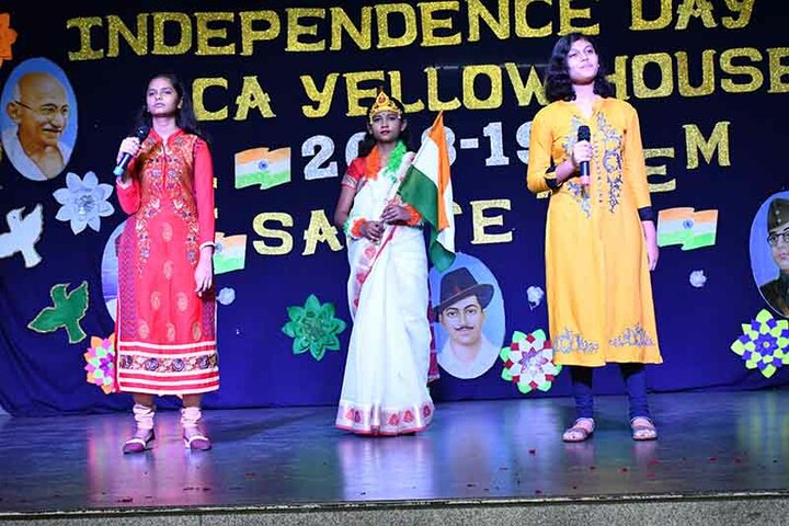 BJM Carmel Academy-Independence Day