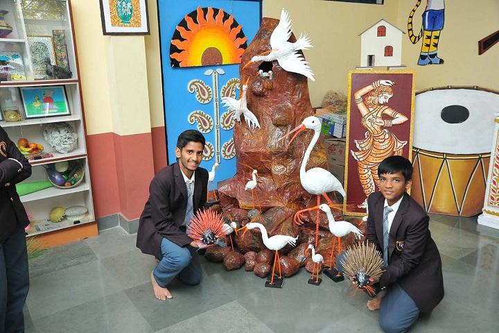 B K Birla Centre For Education-Art and Craft