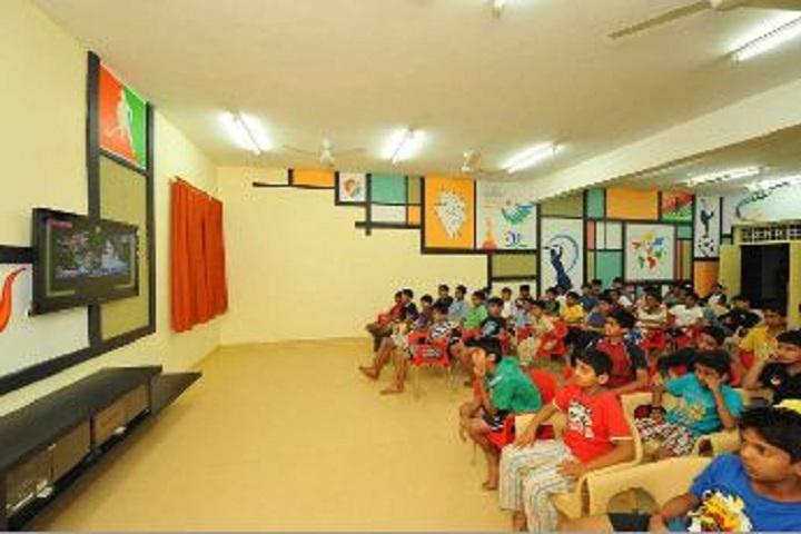 B K Birla Centre For Education-Hostel Rooms