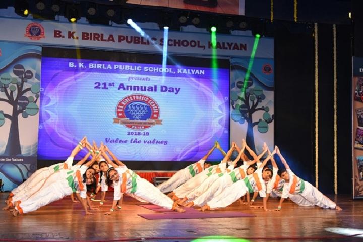 B K Birla Public School-Annual Day