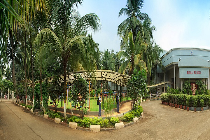 B K Birla Public School-Campus View