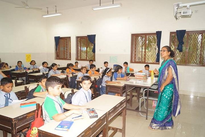 B K Birla Public School-Classroom