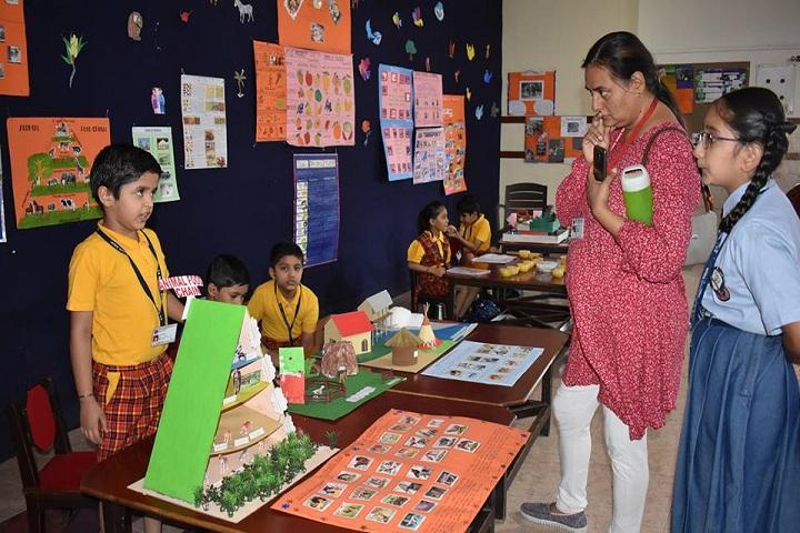 B K Birla Public School-Exhibition