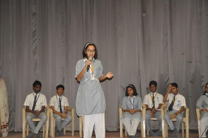 Bal Bharati Public School-Debate Competition