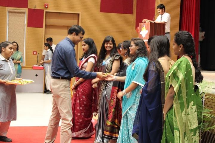 Bal Bharati Public School-Farewell Party